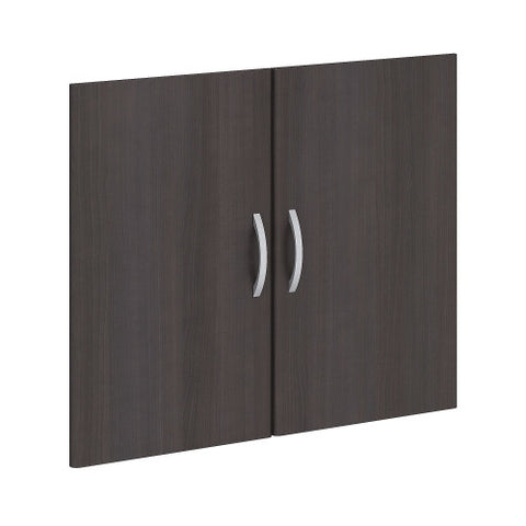 Bush Studio C Half Height Door Kit, Storm Gray SCB236SG ; UPC: 042976070779 ; Image 1