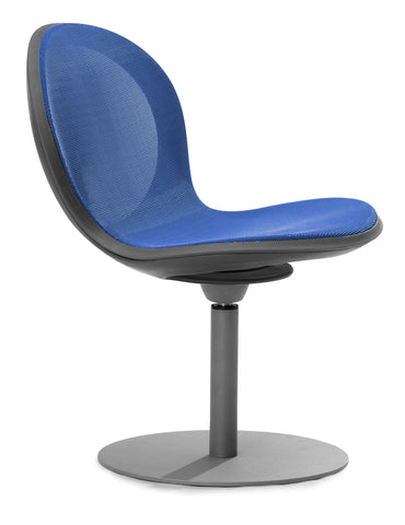 OFM Core Collection NET Series Swivel Chair, Marine (N101) ; UPC: 845123027202 ; Image 1