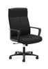 HON Validate High-Back Executive Task Chair, Fixed Arms, in Black  (HVL604)