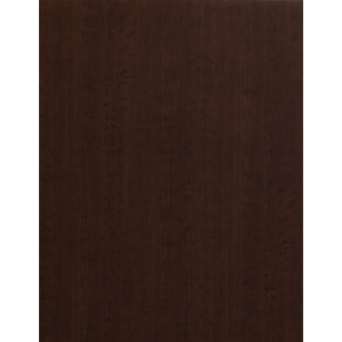 Bush Series C Elite 48W x 24D C-Leg Desk with Hutch, Mocha Cherry SRE163MR ; UPC: 042976086701 ; Image 4