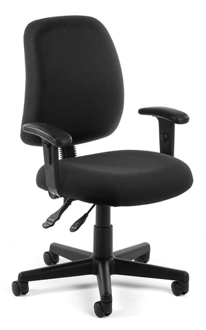OFM 118-2-AA-805 Posture Series Task Chair with Arms ; UPC: 845123011188 ; Image 1