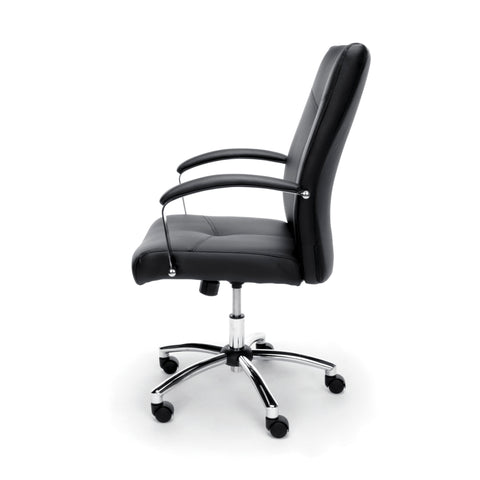 Essentials by OFM E1003 Executive Conference Chair, Black ; UPC: 845123030820 ; Image 5