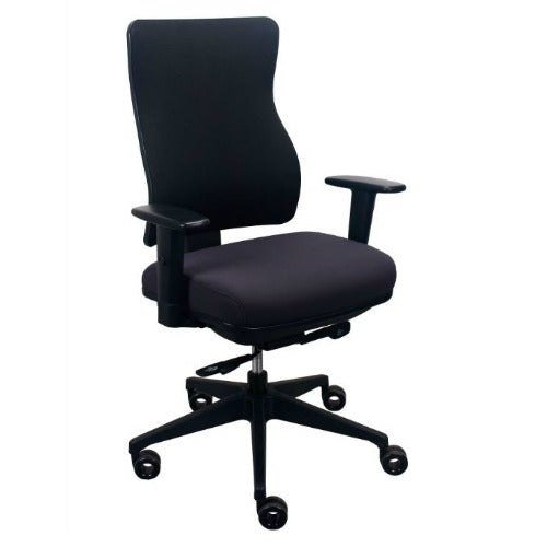 The Raynor Group Tempur-Pedic 250 Series Task Chair - Charcoal