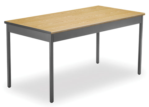 "OFM Core Collection Model UT3060 Utility Table 30"" x 60"" ; UPC: 845123022399 ; Image 1"