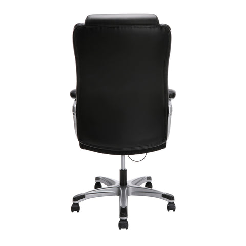 OFM Essentials Series Ergonomic Executive Bonded Leather Office Chair, in Black (ESS-6033-BLK) ; UPC: 192767000284 ; Image 5