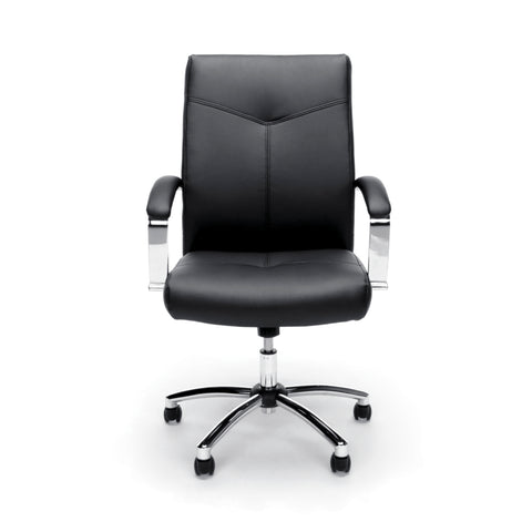 Essentials by OFM E1003 Executive Conference Chair, Black ; UPC: 845123030820 ; Image 2