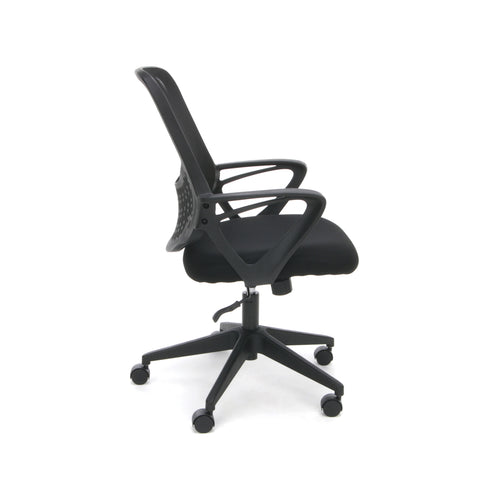 Essentials by OFM ESS-100 Mesh Back Task Chair, Black ; UPC: 845123080078 ; Image 4