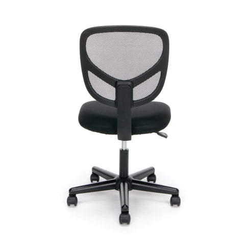 OFM Essentials Collection Mesh Back Office Chair, Armless, in Black (ESS-3000) ; UPC: 089191013310 ; Image 3