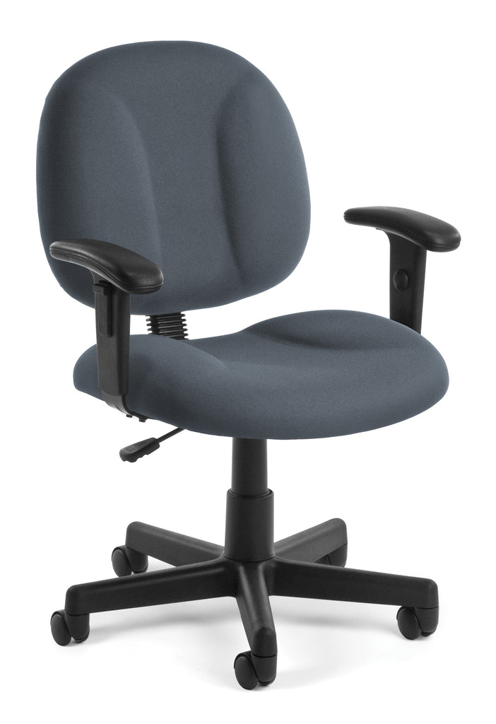 OFM 105-AA-801 Comfort Series Superchair with Arms ; UPC: 845123010938 ; Image 1