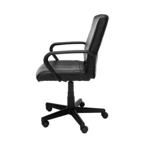 Essentials by OFM E1008 Mid Back Executive Chair, Black ; UPC: 845123032428 ; Image 5