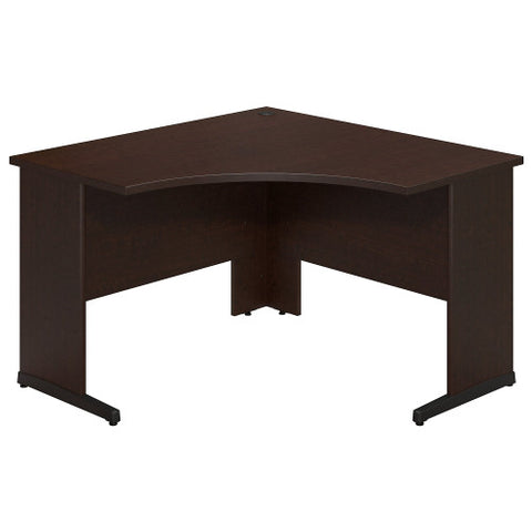 Bush Series C Elite 48W x 48D C-Leg Corner Desk, Mocha Cherry WC12951 ; UPC: 042976499648 ; Image 1