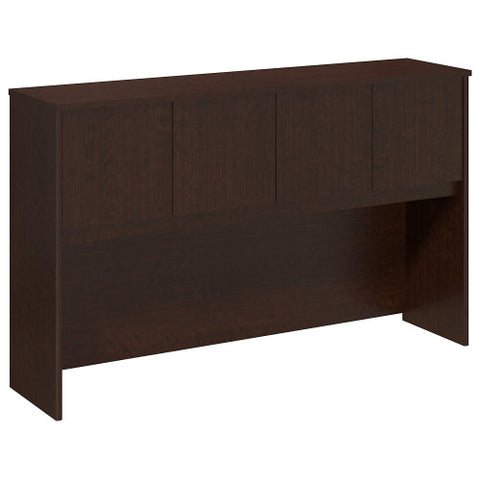 Bush Series C Elite 60W Hutch, Mocha Cherry WC12979 ; UPC: 042976497798 ; Image 1