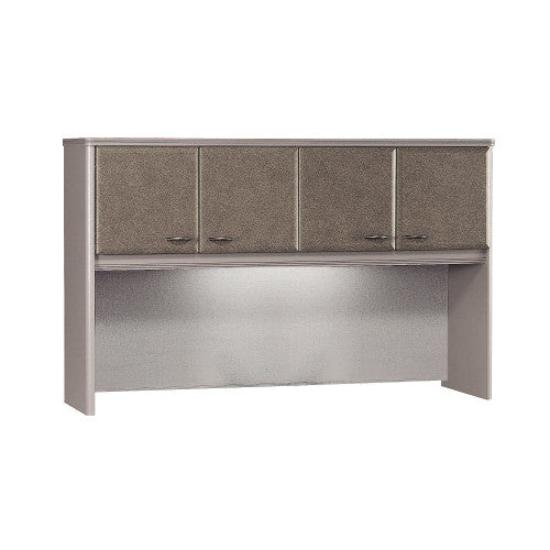 Bush Series A 60W Hutch, Pewter WC14561P ; UPC: 042976145613 ; Image 1
