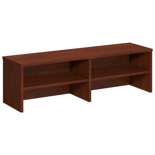 Bush Series C Elite 46W Desk Top Organizer, Hansen Cherry WC24510 ; UPC: 042976497804 ; Image 1