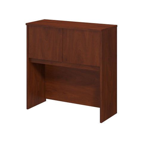 Bush Series C Elite 36W Hutch, Hansen Cherry WC24537 ; UPC: 042976497811 ; Image 1