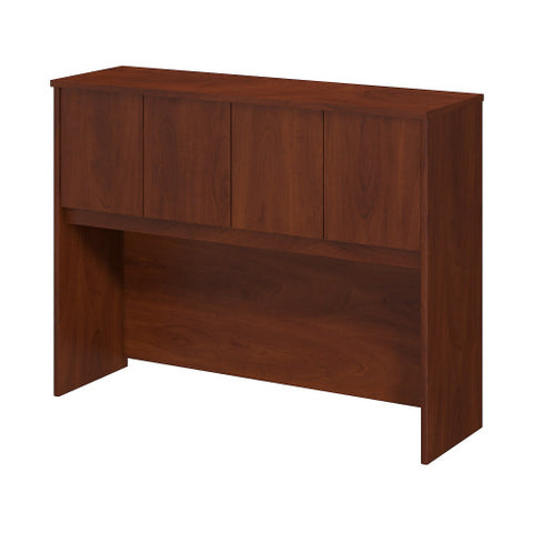 Bush Series C Elite 48W Hutch, Hansen Cherry WC24547 ; UPC: 042976497835 ; Image 1