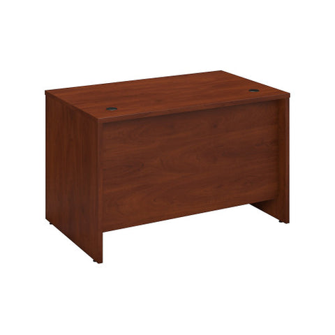 Bush Series C Elite 48W x 30D Desk Shell, Hansen Cherry WC24548 ; UPC: 042976497507 ; Image 2