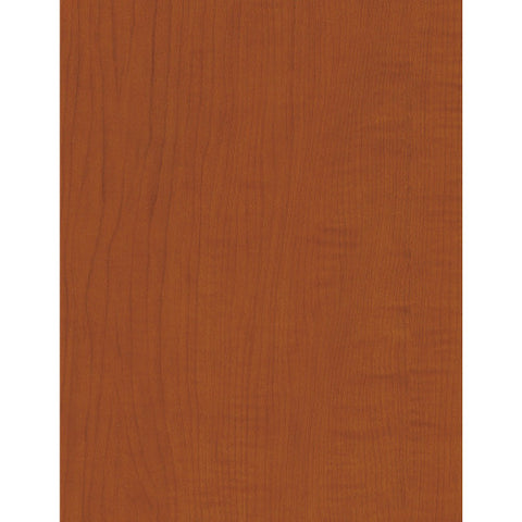 Bush Series C 60W x 43D Left Hand L-Bow Desk Shell, Auburn Maple WC48533 ; UPC: 042976485337 ; Image 4