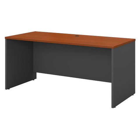 Bush Series C 60W Credenza Shell, Auburn Maple WC48561 ; UPC: 042976485610 ; Image 1
