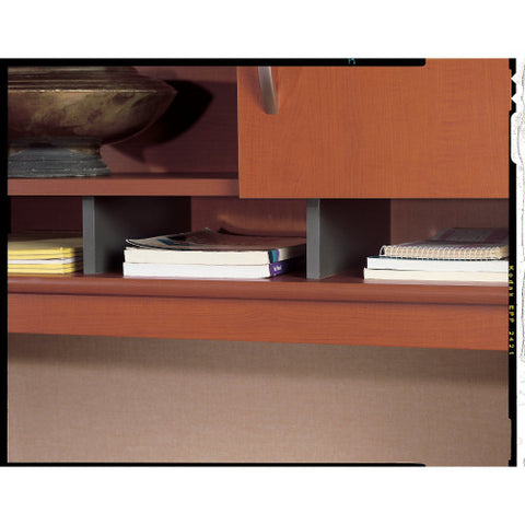 Bush Series C 72W 2 Door Hutch, Auburn Maple WC48566K ; UPC: 042976485665 ; Image 2