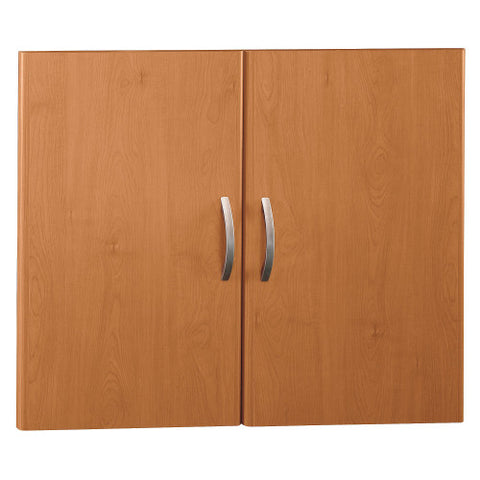 Bush Series C Half Height Door Kit, Natural Cherry WC72411 ; UPC: 042976724115 ; Image 1