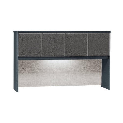 Bush Series A 60W Hutch, Slate WC84861P ; UPC: 042976848613 ; Image 1