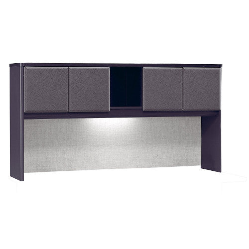 Bush Series A 72W Hutch, Slate WC84873P ; UPC: 042976848736 ; Image 1