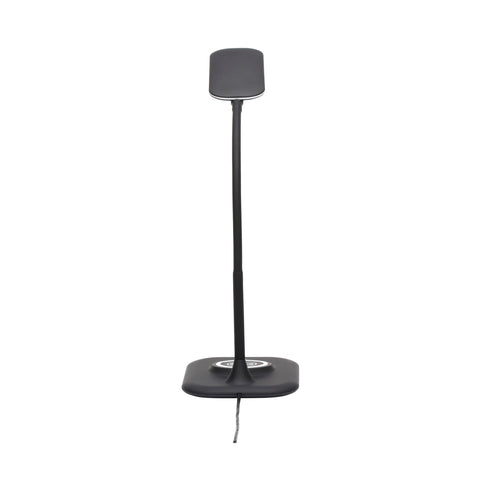 OFM ESS-9004-BLK Essentials LED Desk Lamp with Integrated Wireless Charging Station, Black ; UPC: 192767000628 ; Image 3