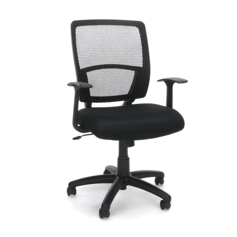 OFM Core Collection Model ESS-102 Essentials Collection Mesh Back Task Chair ; UPC: 845123080092 ; Image 1