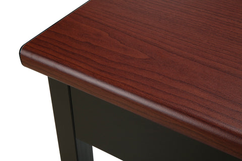 "OFM Core Collection 24"" x 60"" Multi-Purpose Utility Table, in Cherry (UT2460-CHY) ; UPC: 811588013128 ; Image 8"