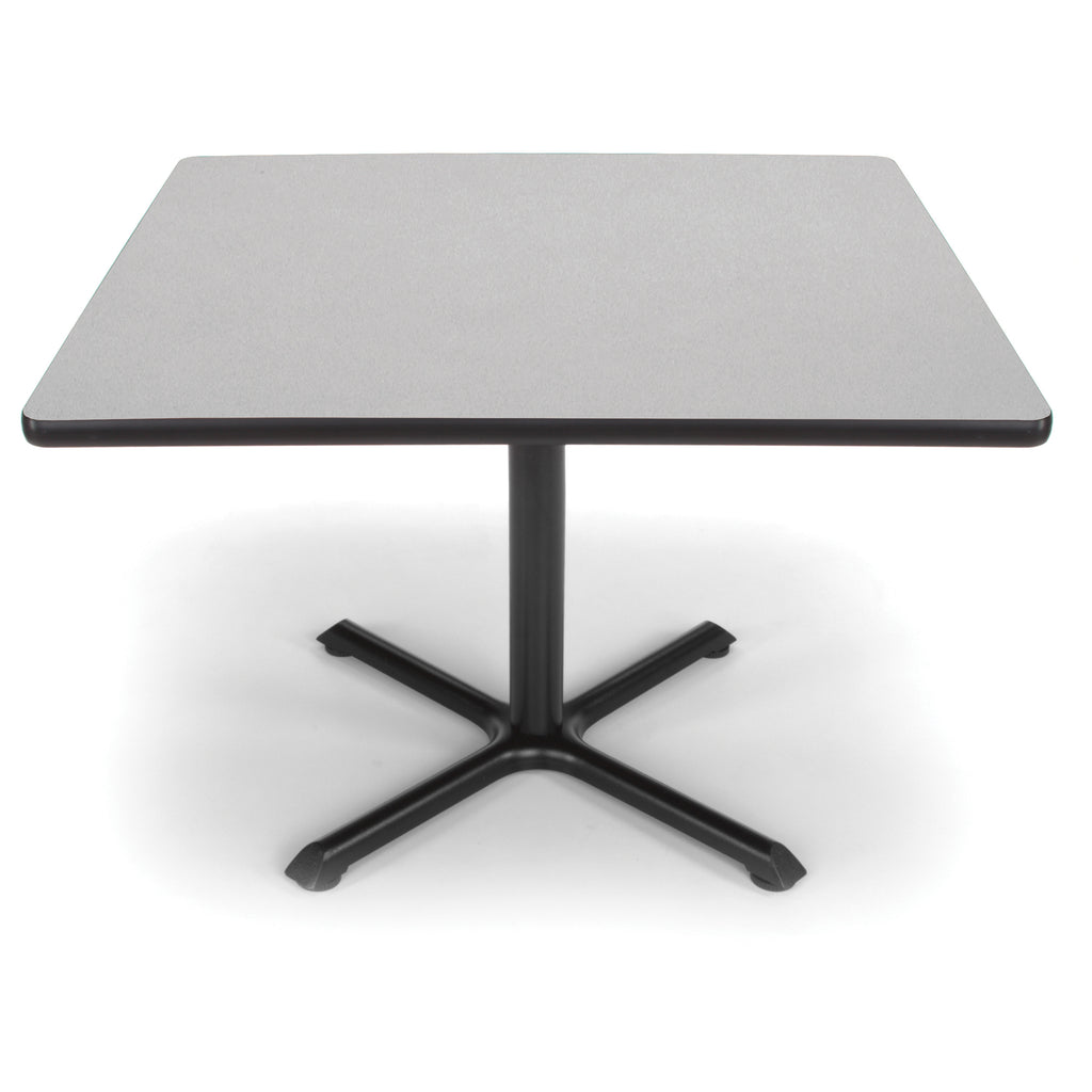 "OFM XT42SQ-GRYNB Square Multi-Purpose Table, 42"", Gray Nebula ; UPC: 845123032060 ; Image 1"