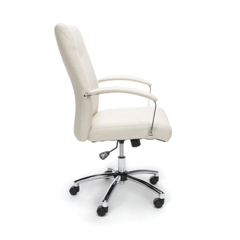 Essentials by OFM E1003 Executive Conference Chair, Cream ; UPC: 845123048436 ; Image 4