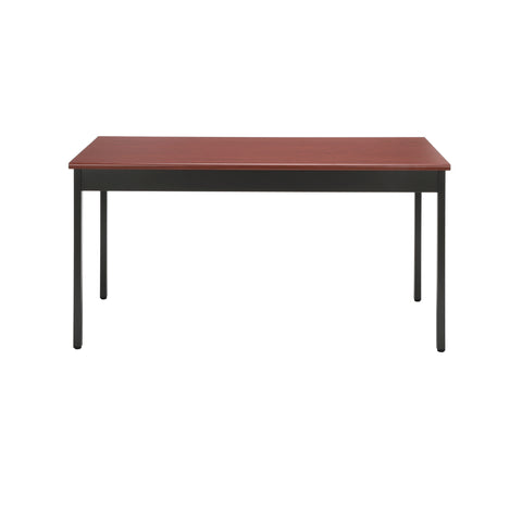 "OFM Core Collection 24"" x 60"" Multi-Purpose Utility Table, in Cherry (UT2460-CHY) ; UPC: 811588013128 ; Image 3"