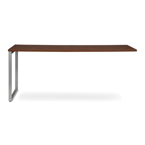 OFM Fulcrum Series 72x24 Credenza Desk, Desk Shell for Office, Cherry (CL-C7224-CHY) ; UPC: 845123097267 ; Image 2