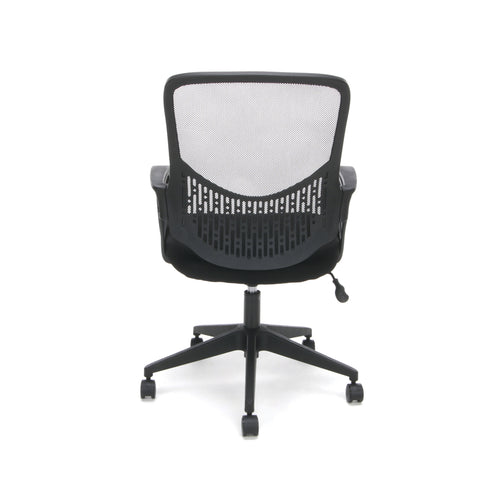Essentials by OFM ESS-100 Mesh Back Task Chair, Black ; UPC: 845123080078 ; Image 3