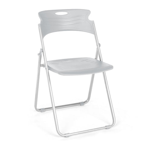 OFM 303-P01 Flexure Folding Chair (Pack of 4) ; UPC: 811588013555 ; Image 1