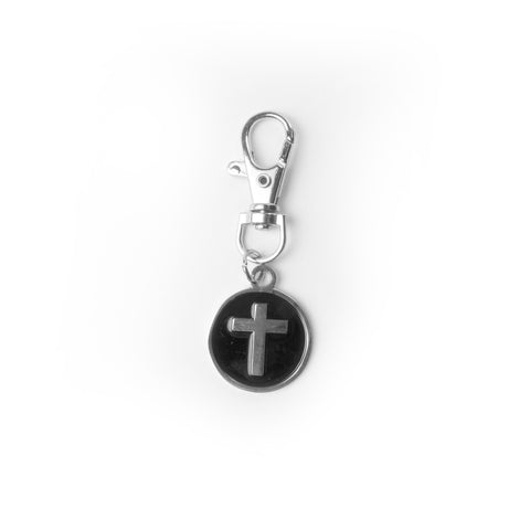 Tag - Cross - Black