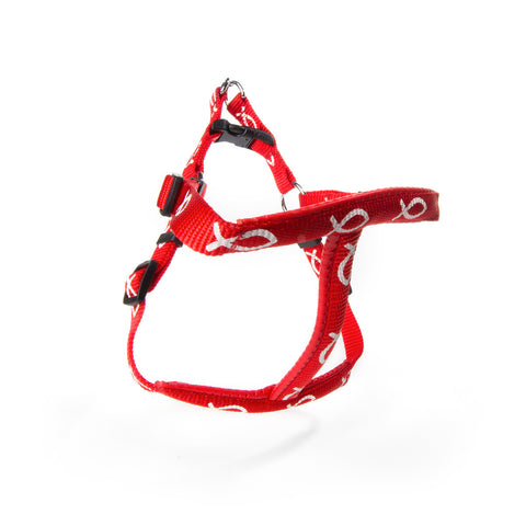 Harness - Fish - Red