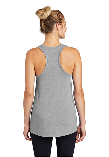 T-Shirt - Tank Top - Womens - For Love of God & Country - Gray