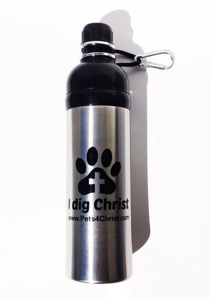 Portable Dog Water Dispenser - 24 OZ