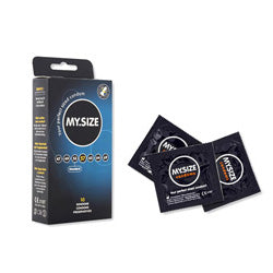 My.Size 57mm Condom 10 Pack