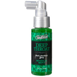Good Head Deep Throat Spray Mint