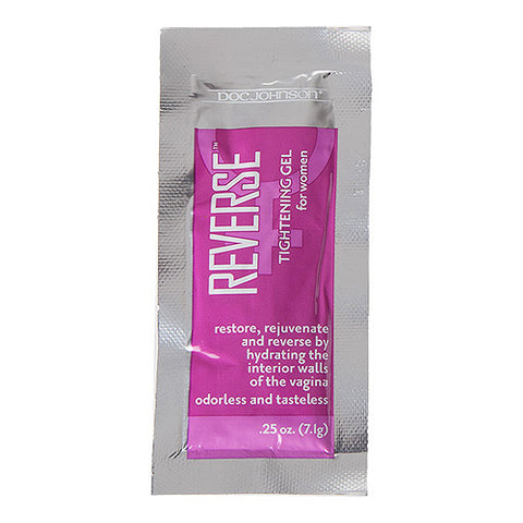Doc Johnson Reverse Tightening Gel For Her Sachet