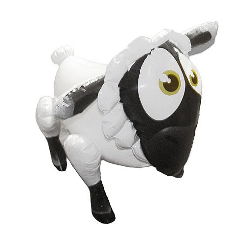 Lady Bah Bah Inflatable Sheep