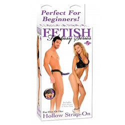 Fetish Fantasy Series Hollow Strap On