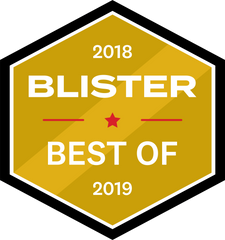 Blister Best Of 18/19 - Masterblaster
