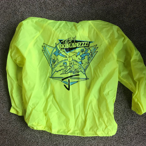 Team Skibladezzz Team Jacket