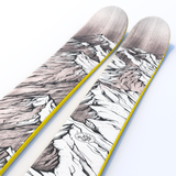 "The Friend ""CASCADE"" Ryan Schmies x J Collab Limited Edition Ski"