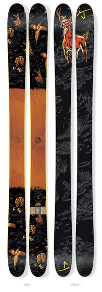 "The Allplay ""GREAT OUTDOORS"" Limited Edition Ski"