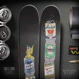 "The Allplay ""WIZARD STAFF"" Limited Edition Ski"